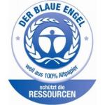 Blauer Engel - Recyclingpapier, RAL-UZ 14