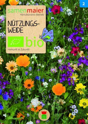 Samen für eine Bio-Nützlingsweide