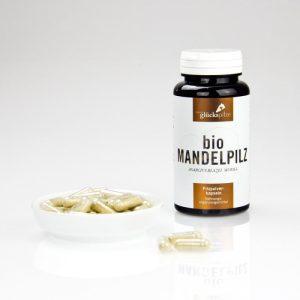 Tyroler Glückspilze® Bio Mandelpilz Bio Pilzpulver-Kapseln, 120 Stk. Dose (Nahrungsergänzungsmittel) Die Produkte der Marke Tyroler Glückspilze® sind absofort erhältlich bei VITA - Bio Lebensmittelhandel e.U.