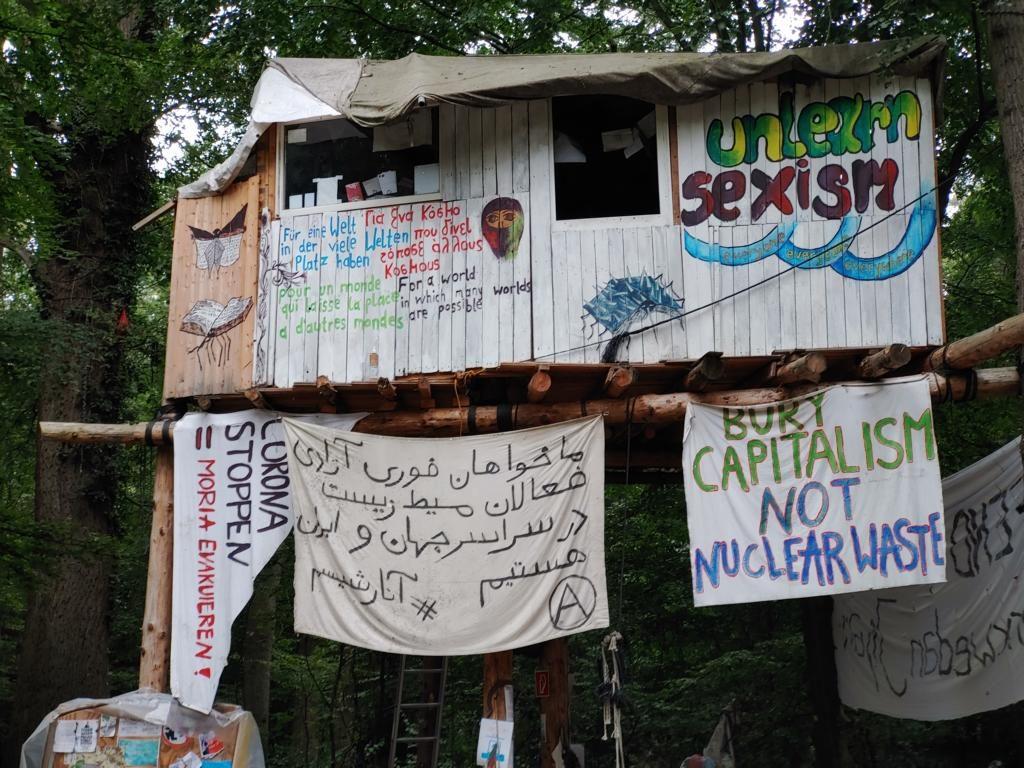 Aktivismus und Einsatz