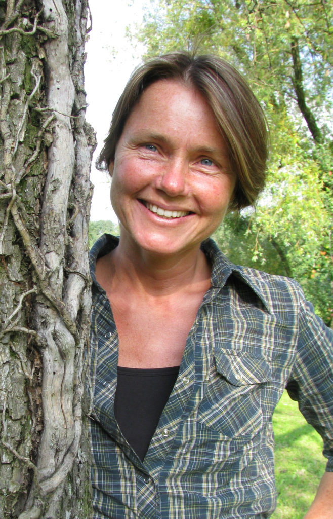 Geschäftsführerin Birgit Mair-Markart